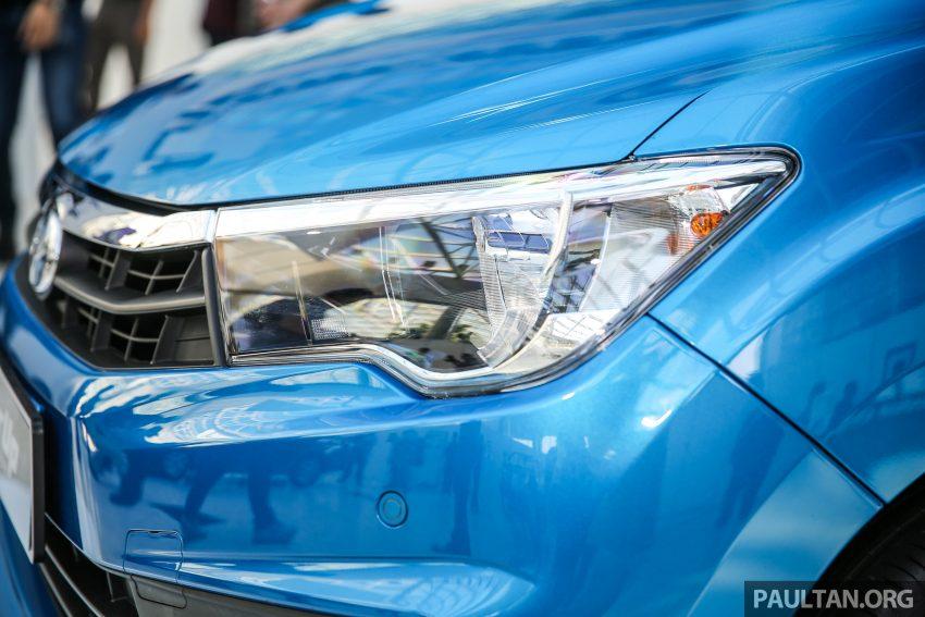 Perodua Bezza – GearUp bodykit and accessories Image #519622