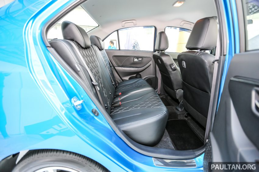 Perodua Bezza – GearUp bodykit and accessories Image #519669