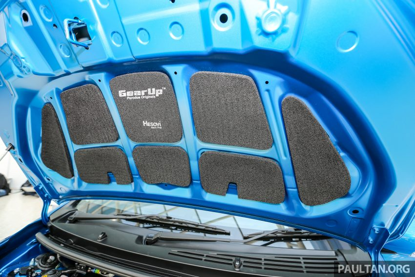 Perodua Bezza – GearUp bodykit and accessories Image #519728