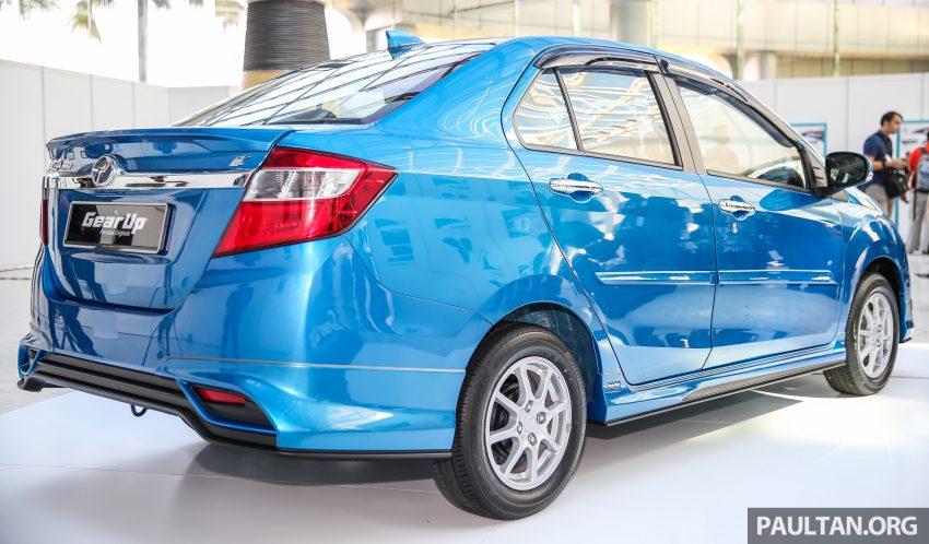 Perodua Bezza dilancarkan, enjin 1.0L VVT-i dan 1.3L Dual VVT-i, harga bermula dari RM37K hingga RM51K Image #522693