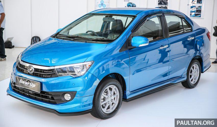 Perodua Bezza dilancarkan, enjin 1.0L VVT-i dan 1.3L Dual VVT-i, harga bermula dari RM37K hingga RM51K Image #522689