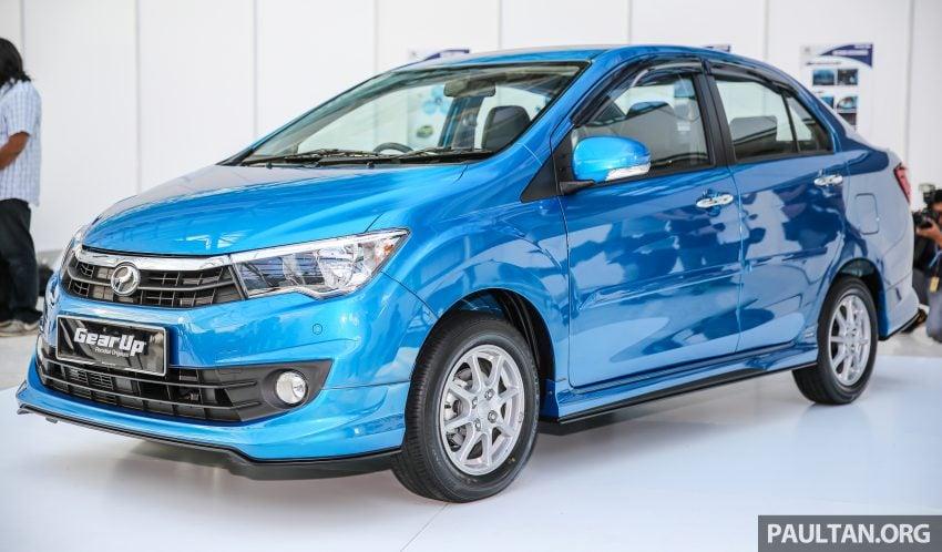 Perodua Bezza dilancarkan, enjin 1.0L VVT-i dan 1.3L Dual VVT-i, harga bermula dari RM37K hingga RM51K Image #522690