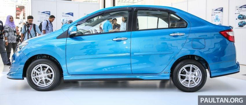 Perodua Bezza dilancarkan, enjin 1.0L VVT-i dan 1.3L Dual VVT-i, harga bermula dari RM37K hingga RM51K Image #522691