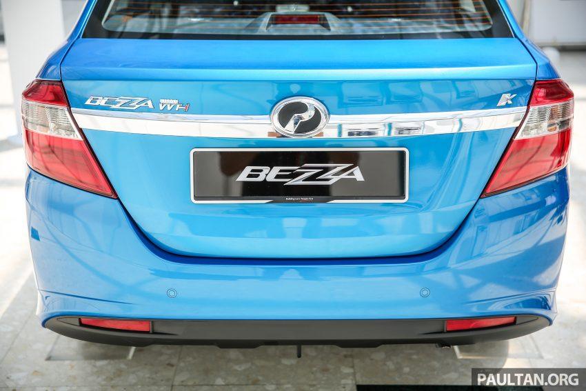 Perodua Bezza dilancarkan, enjin 1.0L VVT-i dan 1.3L Dual VVT-i, harga bermula dari RM37K hingga RM51K Image #522522