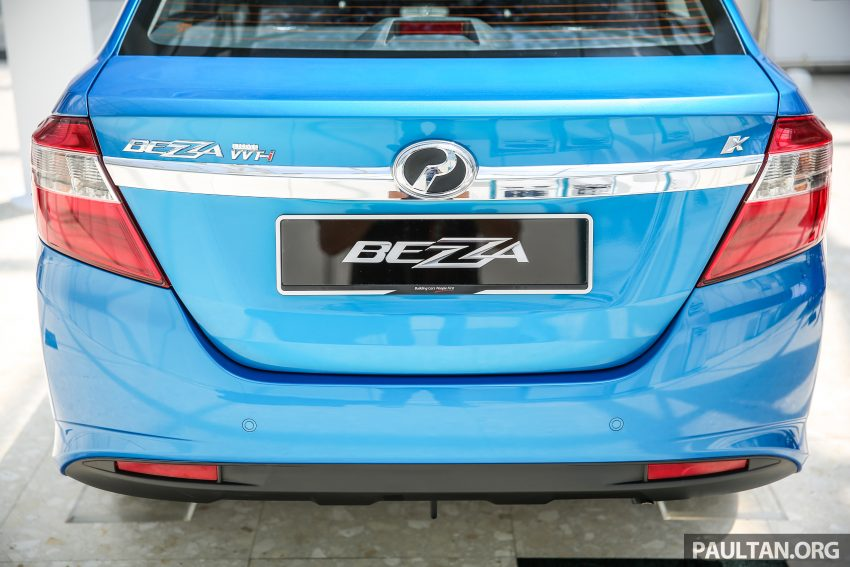 Perodua Bezza officially launched – first ever sedan, 1.0 VVT-i and 1.3 Dual VVT-i, RM37k to RM51k EEV Image #522909