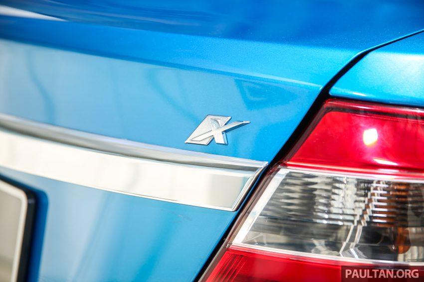 Perodua Bezza dilancarkan, enjin 1.0L VVT-i dan 1.3L Dual VVT-i, harga bermula dari RM37K hingga RM51K Image #522528