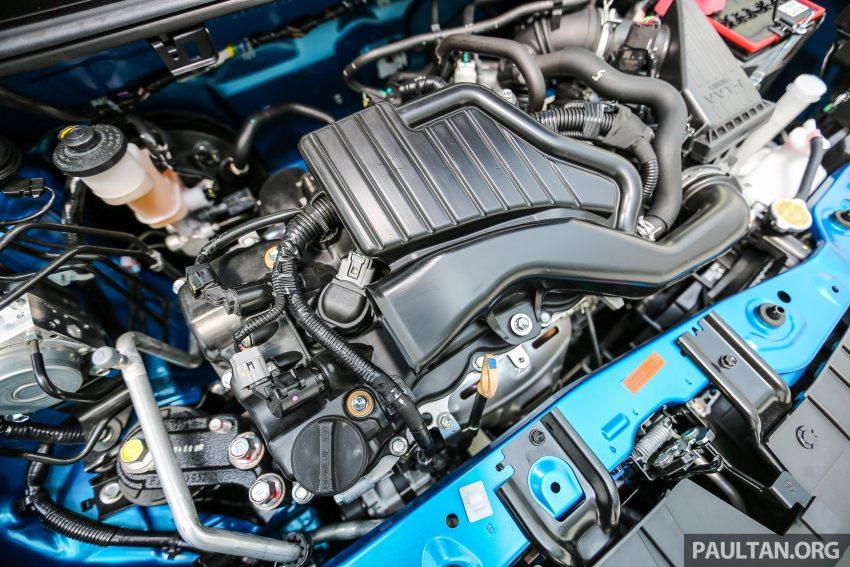 Perodua Bezza dilancarkan, enjin 1.0L VVT-i dan 1.3L Dual VVT-i, harga bermula dari RM37K hingga RM51K Image #522532