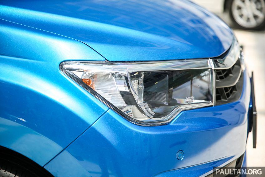 Perodua Bezza – senarai elemen varian demi varian Image #519950