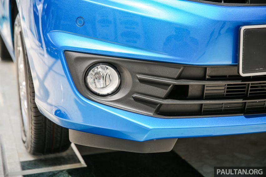 Perodua Bezza dilancarkan, enjin 1.0L VVT-i dan 1.3L Dual VVT-i, harga bermula dari RM37K hingga RM51K Image #522514