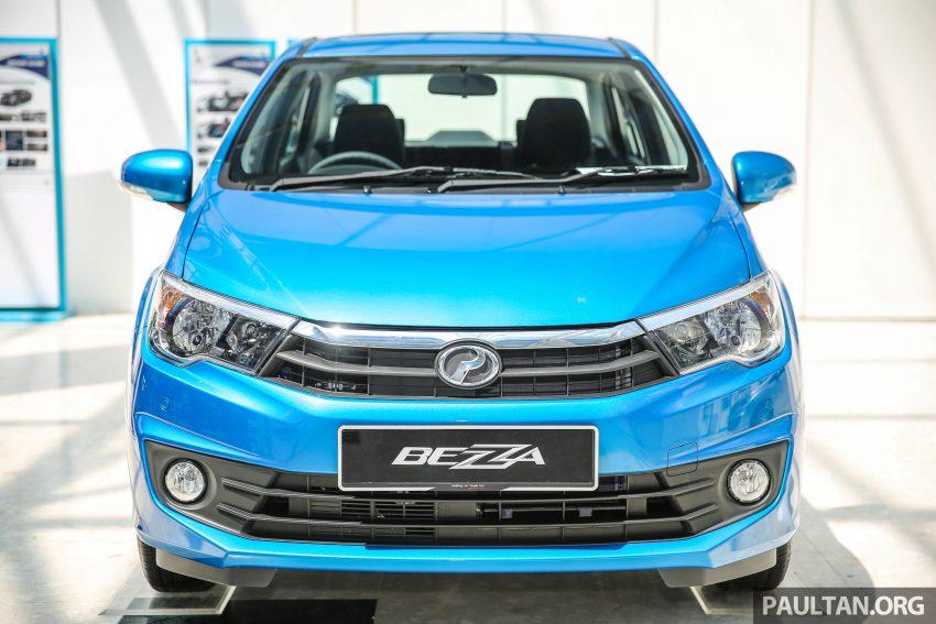 Perodua Bezza dilancarkan, enjin 1.0L VVT-i dan 1.3L Dual VVT-i, harga bermula dari RM37K hingga RM51K Image #522534