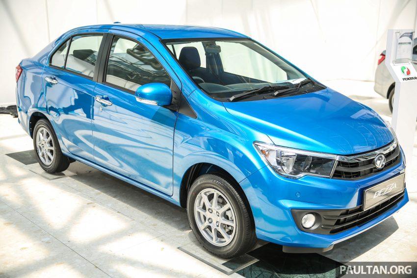 Perodua Bezza dilancarkan, enjin 1.0L VVT-i dan 1.3L Dual VVT-i, harga bermula dari RM37K hingga RM51K Image #522535