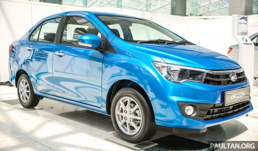 Perodua Bezza dilancarkan, enjin 1.0L VVT-i dan 1.3L Dual VVT-i, harga bermula dari RM37K hingga RM51K Image #522536