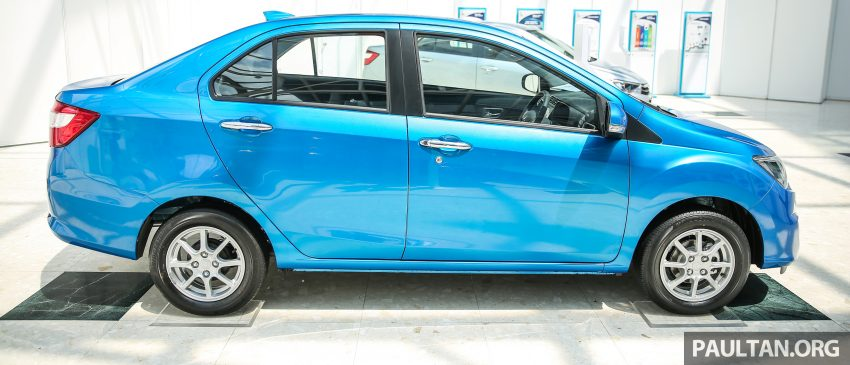 Perodua Bezza dilancarkan, enjin 1.0L VVT-i dan 1.3L Dual VVT-i, harga bermula dari RM37K hingga RM51K Image #522537