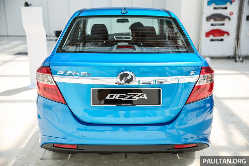 Perodua Bezza officially launched – first ever sedan, 1.0 VVT-i and 1.3 Dual VVT-i, RM37k to RM51k EEV Image #522926