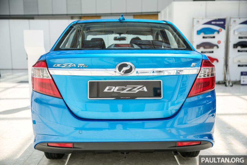 Perodua Bezza officially launched – first ever sedan, 1.0 VVT-i and 1.3 Dual VVT-i, RM37k to RM51k EEV Image #522927