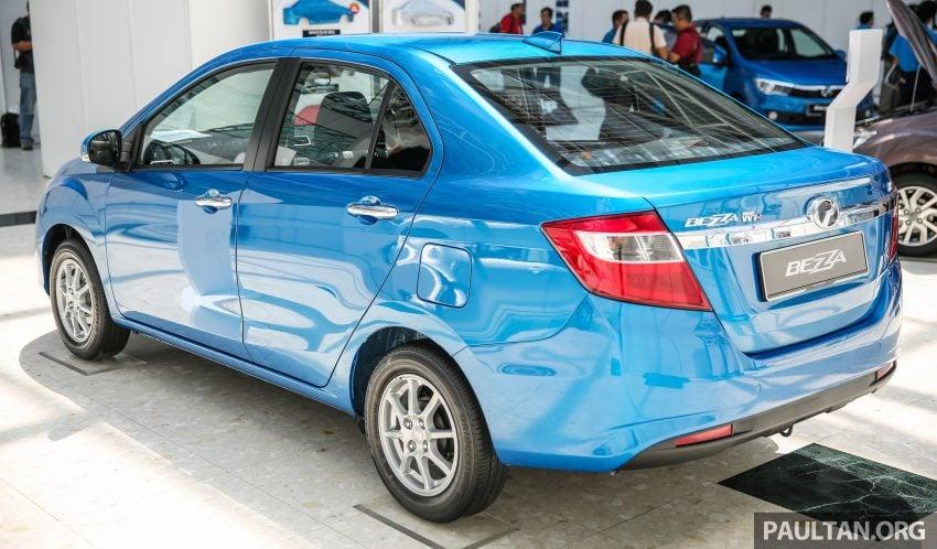 Perodua Bezza dilancarkan, enjin 1.0L VVT-i dan 1.3L Dual VVT-i, harga bermula dari RM37K hingga RM51K Image #522541