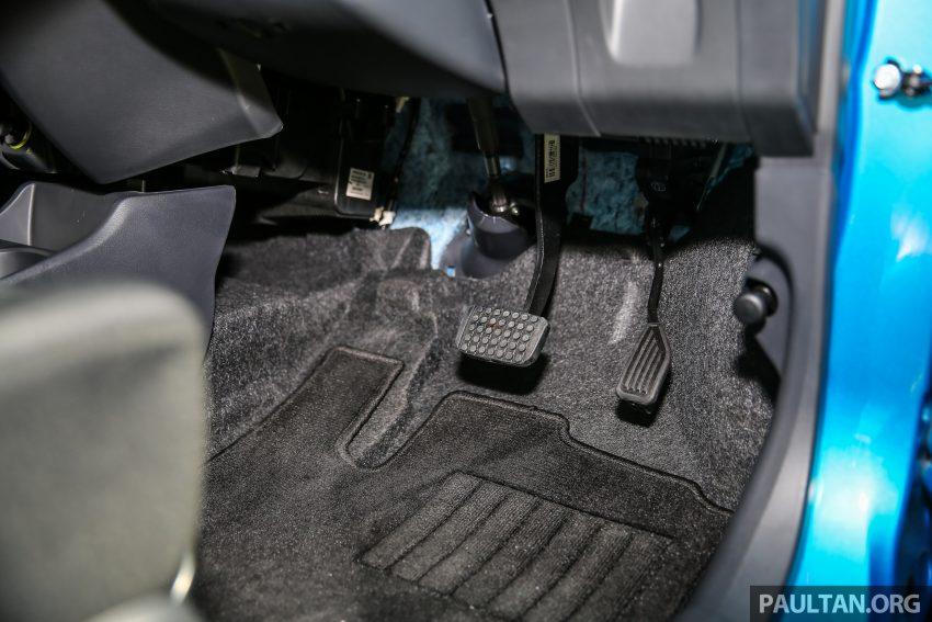 Perodua Bezza dilancarkan, enjin 1.0L VVT-i dan 1.3L Dual VVT-i, harga bermula dari RM37K hingga RM51K Image #522556