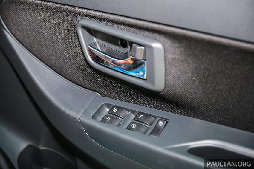 Perodua Bezza – senarai elemen varian demi varian Image #520009