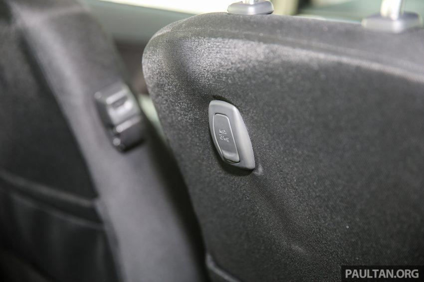 Perodua Bezza – senarai elemen varian demi varian Image #520014
