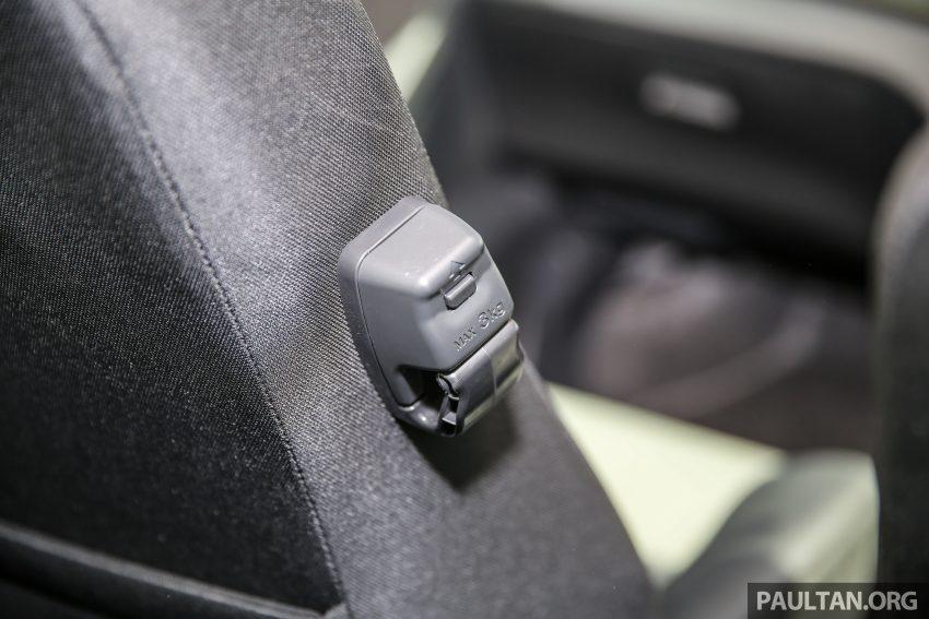 Perodua Bezza dilancarkan, enjin 1.0L VVT-i dan 1.3L Dual VVT-i, harga bermula dari RM37K hingga RM51K Image #522561