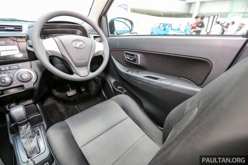 Perodua Bezza dilancarkan, enjin 1.0L VVT-i dan 1.3L Dual VVT-i, harga bermula dari RM37K hingga RM51K Image #522565