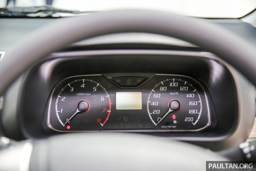 Perodua Bezza – senarai elemen varian demi varian Image #519991
