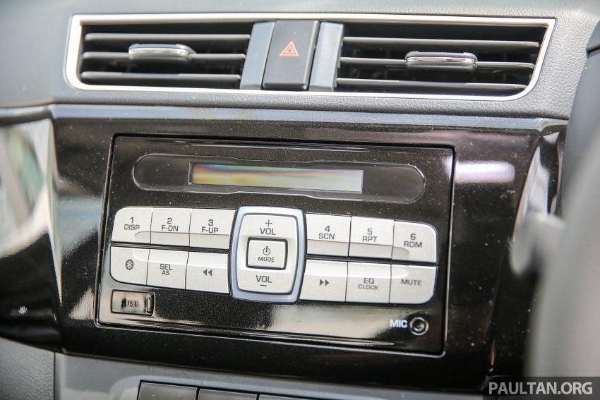 Perodua Bezza dilancarkan, enjin 1.0L VVT-i dan 1.3L Dual VVT-i, harga bermula dari RM37K hingga RM51K Image #522548