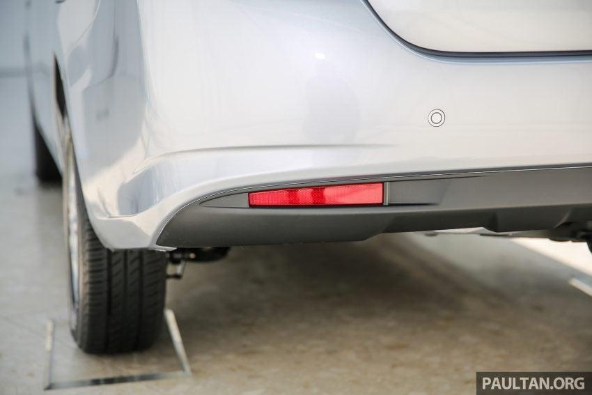 Perodua Bezza dilancarkan, enjin 1.0L VVT-i dan 1.3L Dual VVT-i, harga bermula dari RM37K hingga RM51K Image #522459