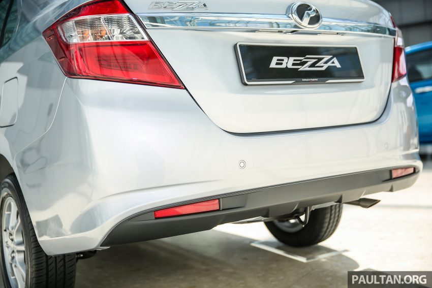 Perodua Bezza officially launched – first ever sedan, 1.0 VVT-i and 1.3 Dual VVT-i, RM37k to RM51k EEV Image #522852