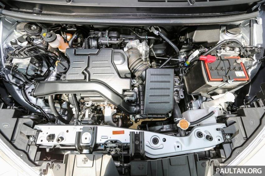 Perodua Bezza dilancarkan, enjin 1.0L VVT-i dan 1.3L Dual VVT-i, harga bermula dari RM37K hingga RM51K Image #522461