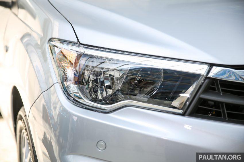 Perodua Bezza dilancarkan, enjin 1.0L VVT-i dan 1.3L Dual VVT-i, harga bermula dari RM37K hingga RM51K Image #522441