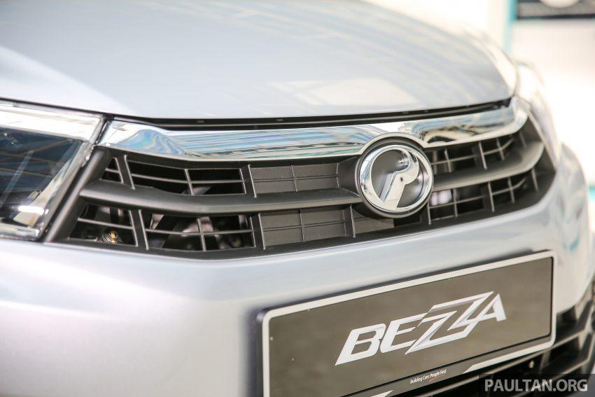 Perodua Bezza dilancarkan, enjin 1.0L VVT-i dan 1.3L Dual VVT-i, harga bermula dari RM37K hingga RM51K Image #522443