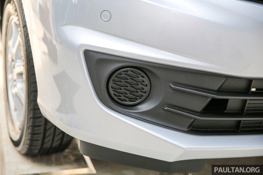 Perodua Bezza dilancarkan, enjin 1.0L VVT-i dan 1.3L Dual VVT-i, harga bermula dari RM37K hingga RM51K Image #522445