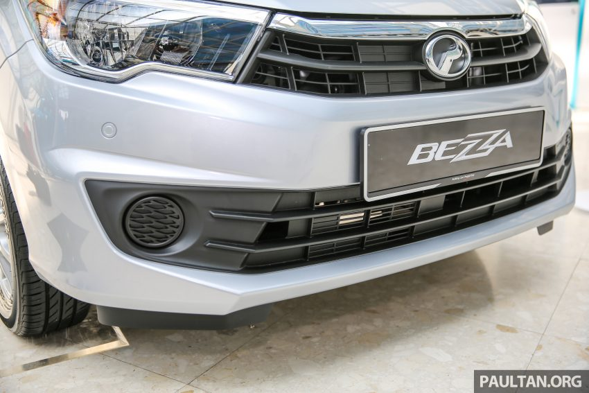 Perodua Bezza dilancarkan, enjin 1.0L VVT-i dan 1.3L Dual VVT-i, harga bermula dari RM37K hingga RM51K Image #522446