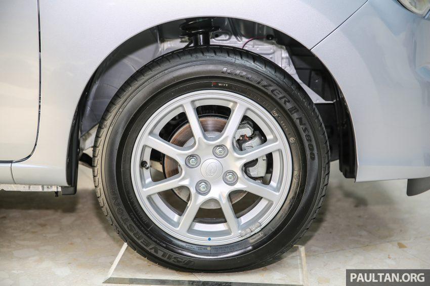 Perodua Bezza dilancarkan, enjin 1.0L VVT-i dan 1.3L Dual VVT-i, harga bermula dari RM37K hingga RM51K Image #522447