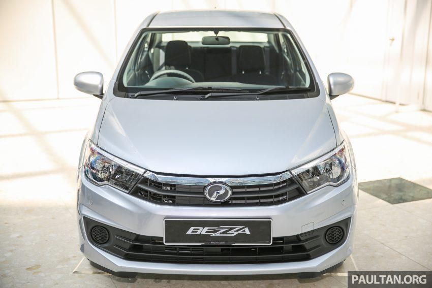 Perodua Bezza dilancarkan, enjin 1.0L VVT-i dan 1.3L Dual VVT-i, harga bermula dari RM37K hingga RM51K Image #522464