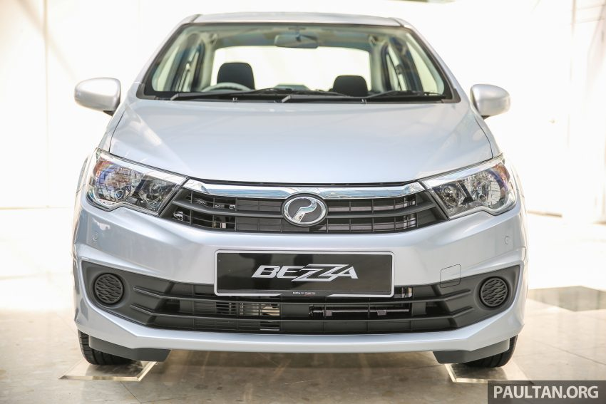 Perodua Bezza officially launched – first ever sedan, 1.0 VVT-i and 1.3 Dual VVT-i, RM37k to RM51k EEV Image #522857
