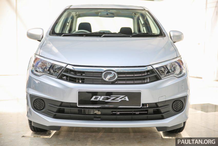 Perodua Bezza dilancarkan, enjin 1.0L VVT-i dan 1.3L Dual VVT-i, harga bermula dari RM37K hingga RM51K Image #522465