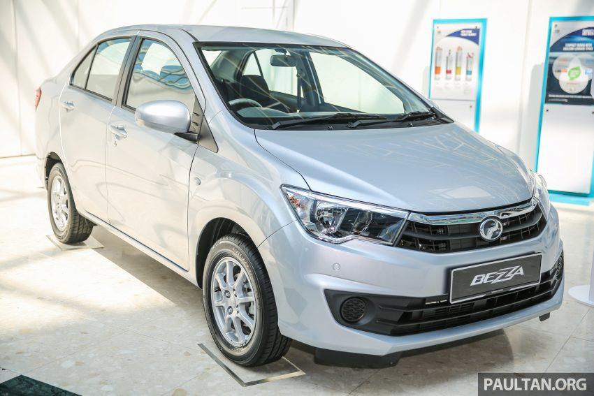 Perodua Bezza dilancarkan, enjin 1.0L VVT-i dan 1.3L Dual VVT-i, harga bermula dari RM37K hingga RM51K Image #522466