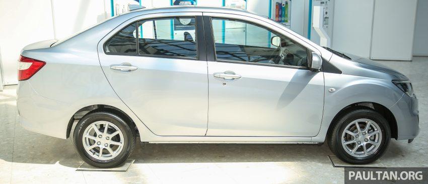 Perodua Bezza dilancarkan, enjin 1.0L VVT-i dan 1.3L Dual VVT-i, harga bermula dari RM37K hingga RM51K Image #522467