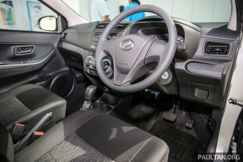 Perodua Bezza officially launched – first ever sedan, 1.0 VVT-i and 1.3 Dual VVT-i, RM37k to RM51k EEV Image #522864
