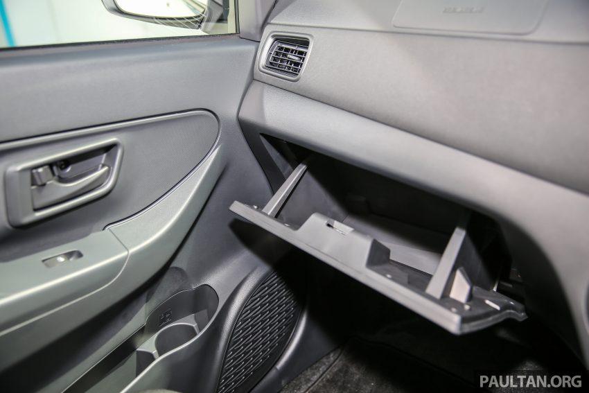 Perodua Bezza dilancarkan, enjin 1.0L VVT-i dan 1.3L Dual VVT-i, harga bermula dari RM37K hingga RM51K Image #522482