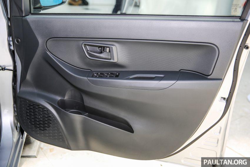 Perodua Bezza dilancarkan, enjin 1.0L VVT-i dan 1.3L Dual VVT-i, harga bermula dari RM37K hingga RM51K Image #522483
