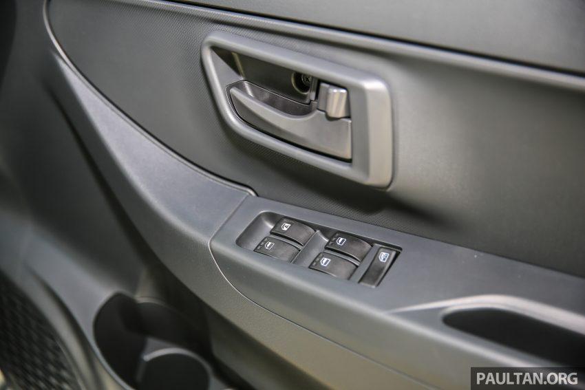 Perodua Bezza dilancarkan, enjin 1.0L VVT-i dan 1.3L Dual VVT-i, harga bermula dari RM37K hingga RM51K Image #522484