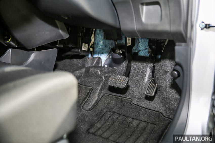 Perodua Bezza – senarai elemen varian demi varian Image #520122