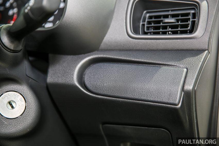 Perodua Bezza – senarai elemen varian demi varian Image #520124