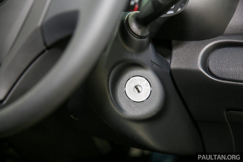 Perodua Bezza – senarai elemen varian demi varian Image #520126