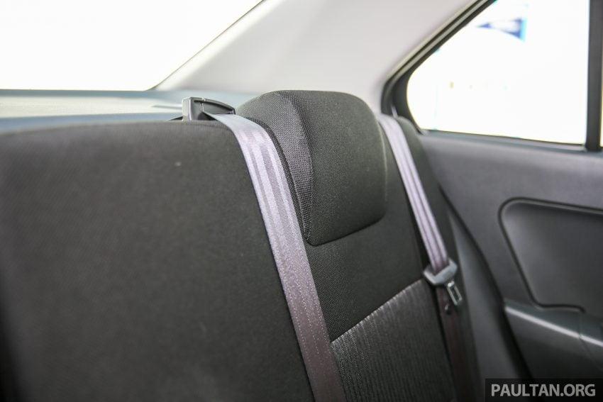 Perodua Bezza dilancarkan, enjin 1.0L VVT-i dan 1.3L Dual VVT-i, harga bermula dari RM37K hingga RM51K Image #522492