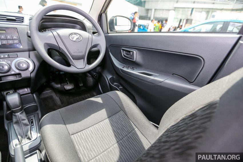 Perodua Bezza dilancarkan, enjin 1.0L VVT-i dan 1.3L Dual VVT-i, harga bermula dari RM37K hingga RM51K Image #522495