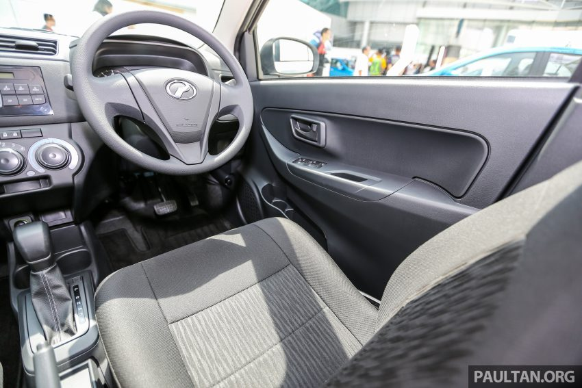 Perodua Bezza officially launched – first ever sedan, 1.0 VVT-i and 1.3 Dual VVT-i, RM37k to RM51k EEV Image #522886